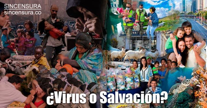 Virus o salvación? – Abelardo De La Espriella